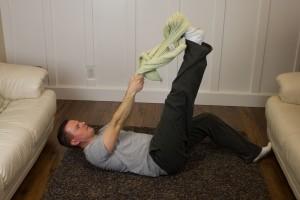 PNF Hamstring Stretch